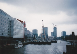 Rotterdam -- Amsterdam's grittier cousin.© Stephanie Glaser