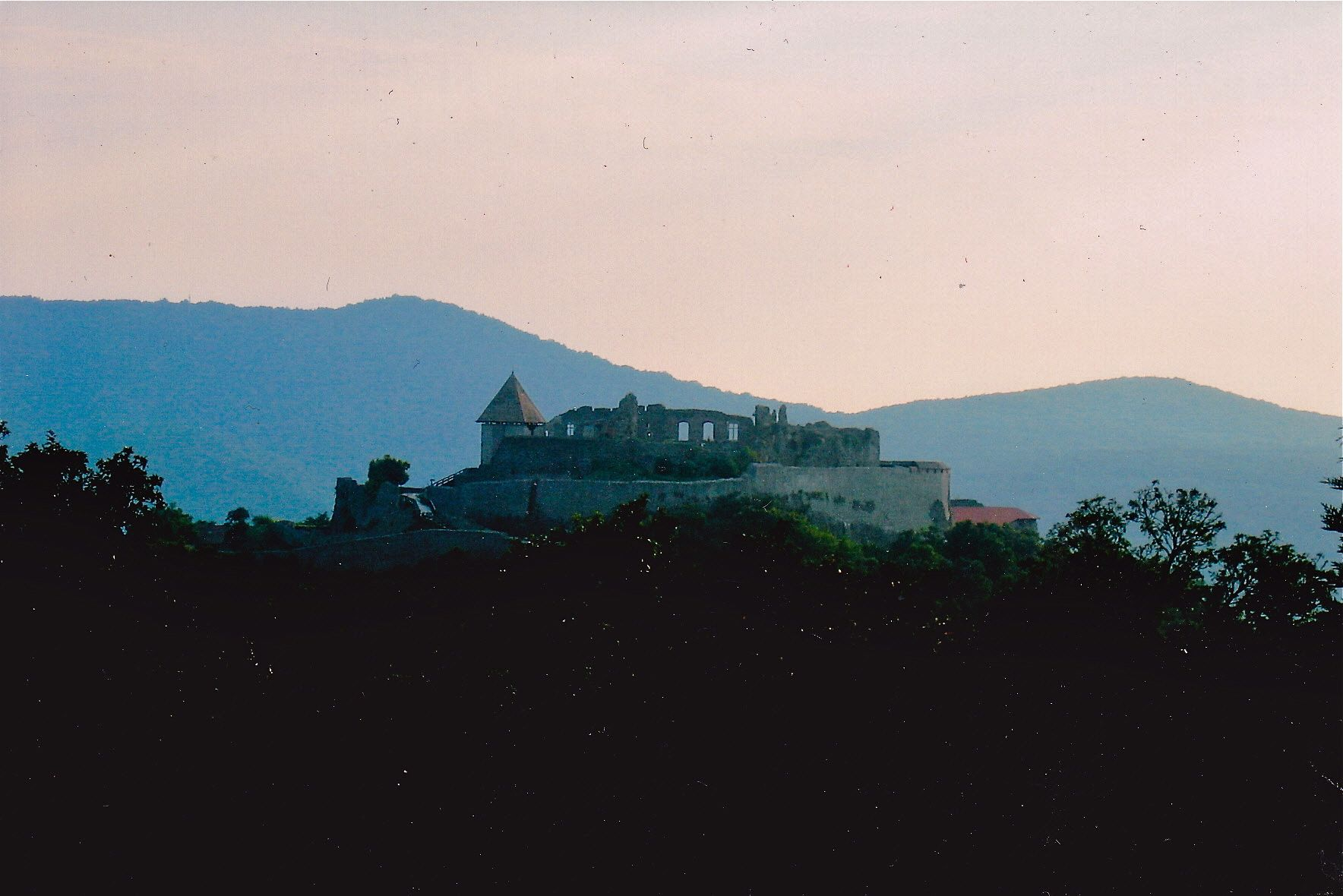 Visegrad Hungary  city photos : ... Shelter — How about a Castle in Visegrád, Hungary | Travel Oops