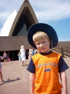 Eddie at Opera House