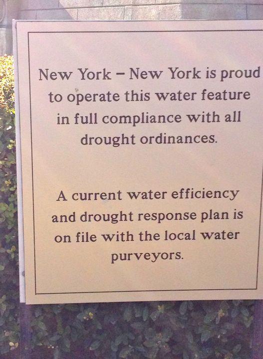New York New York ordinance