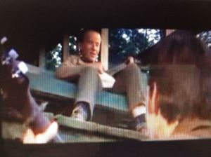 "From YouTube: The Dueling Banjos scene from ""Deliverance"""
