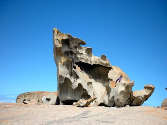 More remarkable shapes at this not as well known national park in Australia.