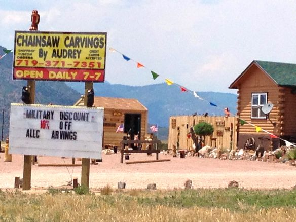 Stop by the next time you are just outside Cañon City, CO