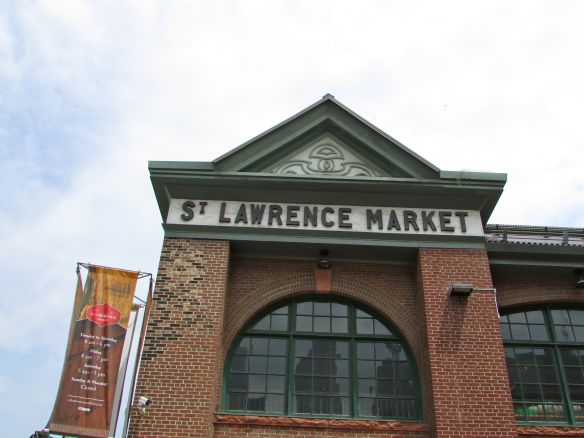 The St. Lawrence Market in Toronto Canada has an extensive offering of maple syrup products. Maple syrup chip butter cookies rival Tim Tams, in my opinion, as the best cookies in the world.