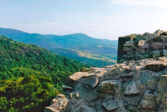 visegrad rocks