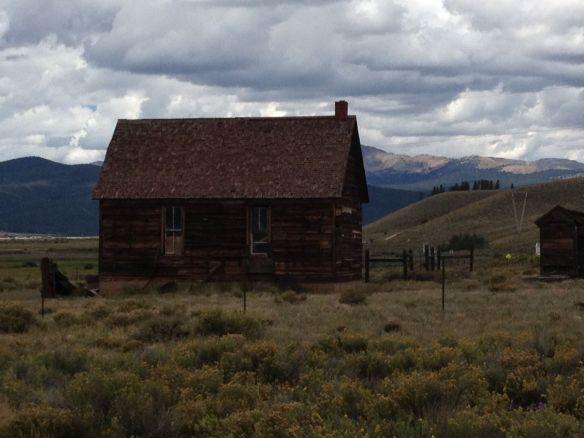Home on the mange range.