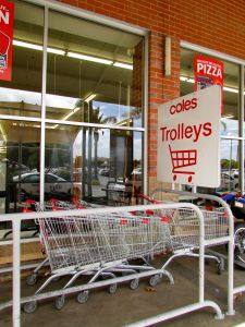 I battled these carts every time I shopped at Coles