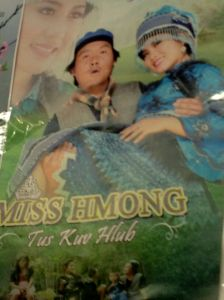 Miss Hmong — Clearly, she is special.