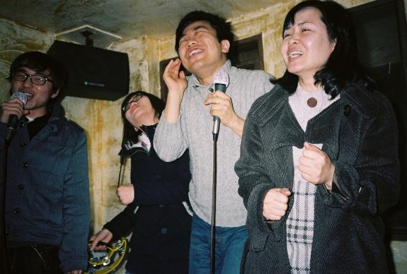 Karaoke in Korea —© TJ Chung (flikr)