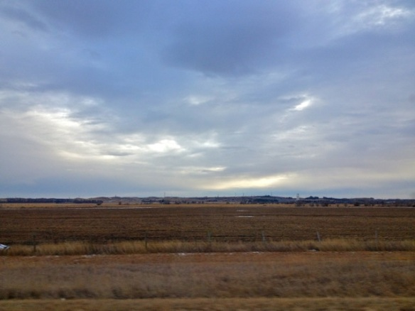 Nebraska. This flatland is actually quite pretty.