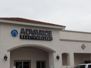 Advance Beauty College