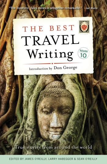 Book cover Travelers' Tales