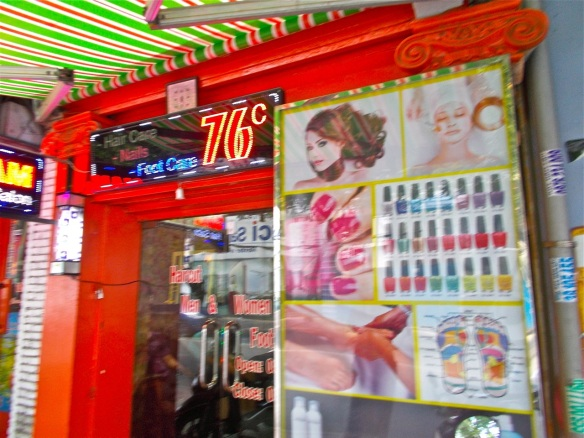 nail outlet