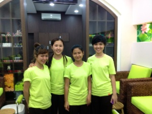 technicians in hcmc