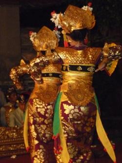 dancers in unison