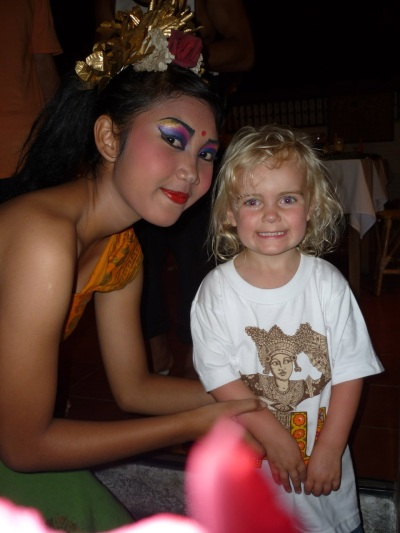 kasey with dancer
