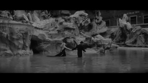 scene from dolce vita