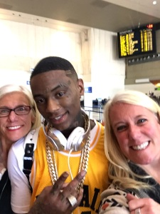 We are down with this. Peace out, Soulja Boy!